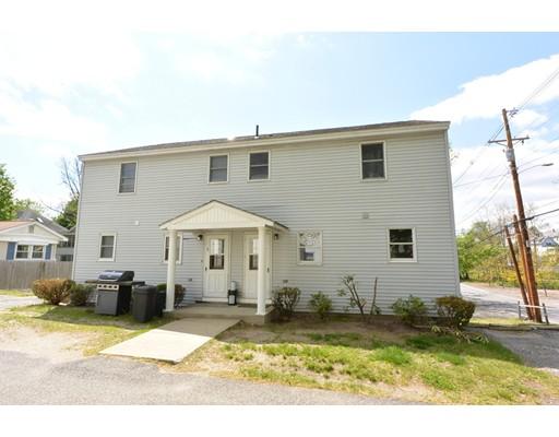 Casa unifamiliar adosada (Townhouse) por un Alquiler en 6 Myrtle #B 6 Myrtle #B Clinton, Massachusetts 01510 Estados Unidos