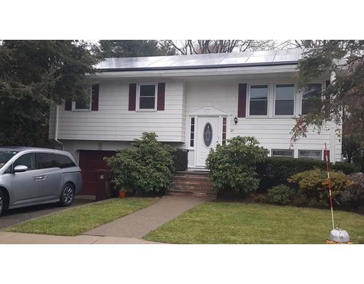 Maison unifamiliale pour l Vente à 25 Laurel Street 25 Laurel Street Everett, Massachusetts 02149 États-Unis