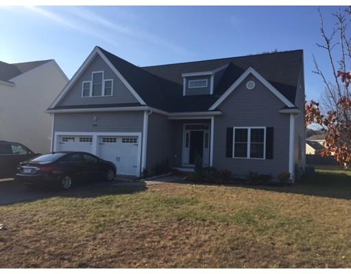 Частный односемейный дом для того Аренда на 8 HIALEAH LANE 8 HIALEAH LANE Framingham, Массачусетс 01701 Соединенные Штаты