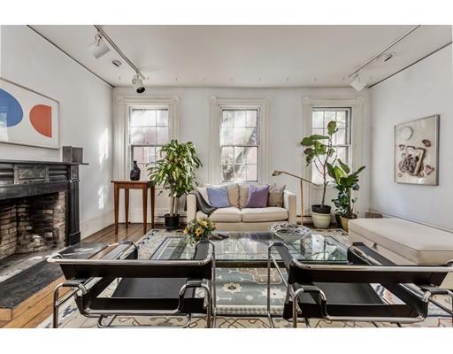 Single Family Home for Rent at 6 Melrose Street Boston, Massachusetts 02116 United States