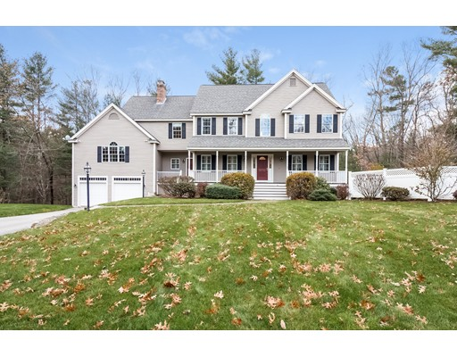 Single Family Home for Sale at 36 Priest Lane 36 Priest Lane Boxborough, Massachusetts 01719 United States