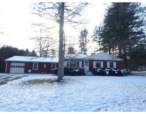 Частный односемейный дом для того Продажа на 144 Glendale Road 144 Glendale Road Amherst, Массачусетс 01002 Соединенные Штаты