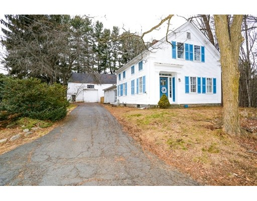Single Family Home for Sale at 7 Ne Fitzwilliam Road 7 Ne Fitzwilliam Road Royalston, Massachusetts 01368 United States