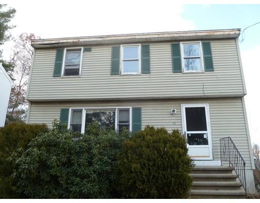 独户住宅 为 销售 在 19 Hopeland Street 19 Hopeland Street Dracut, 马萨诸塞州 01826 美国