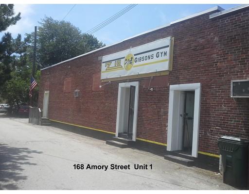 Commercial pour l à louer à 168 Amory Street 168 Amory Street Manchester, New Hampshire 03101 États-Unis