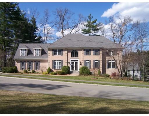 Частный односемейный дом для того Продажа на 27 Rosecliff 27 Rosecliff Nashua, Нью-Гэмпшир 03062 Соединенные Штаты