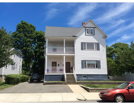 Single Family Home for Rent at 110 Laurel Street Malden, Massachusetts 02148 United States