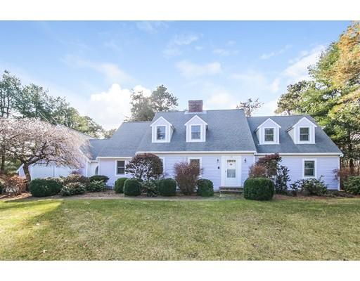 Частный односемейный дом для того Продажа на 113 Mistic Drive 113 Mistic Drive Barnstable, Массачусетс 02648 Соединенные Штаты
