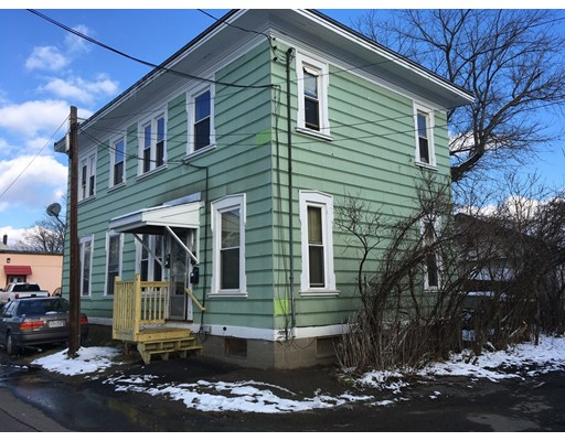 Multi-Family Home for Sale at 8 Coombs Avenue Greenfield, 01301 United States