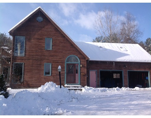 Single Family Home for Sale at 261 Greenfield Road 261 Greenfield Road Colrain, Massachusetts 01340 United States