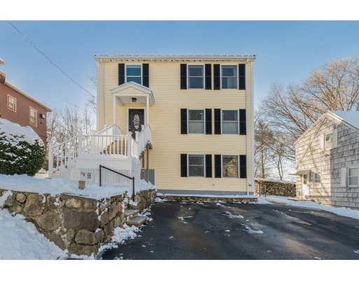 Single Family Home for Sale at 56 Mansfield Street 56 Mansfield Street Lynn, Massachusetts 01904 United States