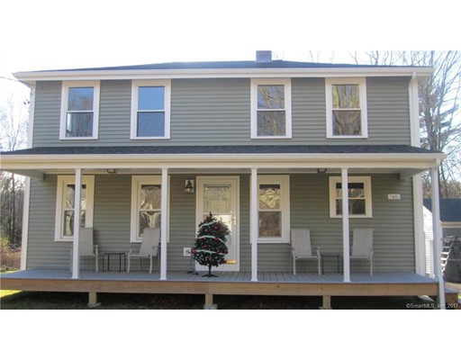 Single Family Home for Sale at 160 QUINEBAUG Road 160 QUINEBAUG Road Thompson, Connecticut 06277 United States