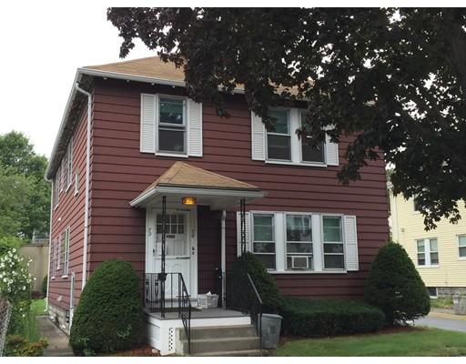 Single Family Home for Rent at 72 Trowbridge Street Belmont, Massachusetts 02478 United States