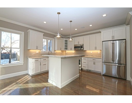 Single Family Home for Sale at 71 Wyvern Street 71 Wyvern Street Boston, Massachusetts 02131 United States