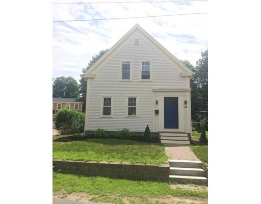 Maison unifamiliale pour l Vente à 14 Fenton Street 14 Fenton Street Hopkinton, Massachusetts 01748 États-Unis