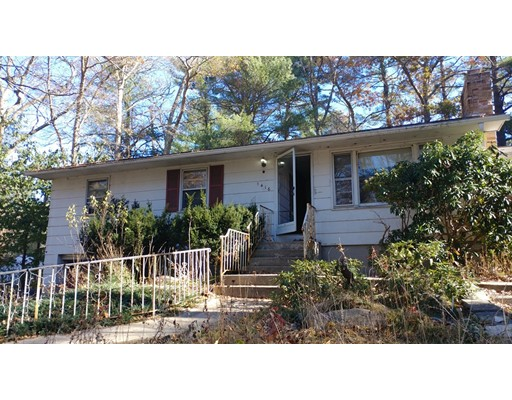 Single Family Home for Sale at 1416 Providence Pike 1416 Providence Pike North Smithfield, Rhode Island 02896 United States