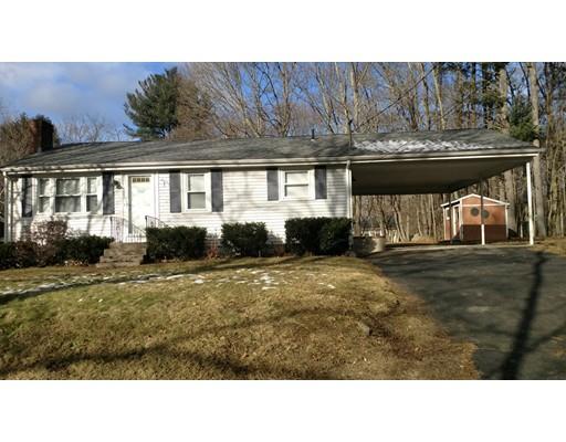独户住宅 为 出租 在 1065 West Elm Street Ext #1 1065 West Elm Street Ext #1 布罗克顿, 马萨诸塞州 02301 美国