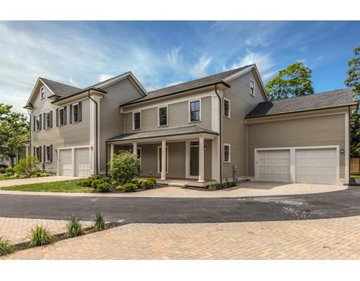 Maison unifamiliale pour l à louer à 75 AUBURN STREET 75 AUBURN STREET Newton, Massachusetts 02465 États-Unis