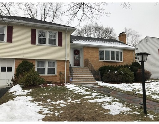 Single Family Home for Rent at 26 Sandrick Road 26 Sandrick Road Belmont, Massachusetts 02478 United States