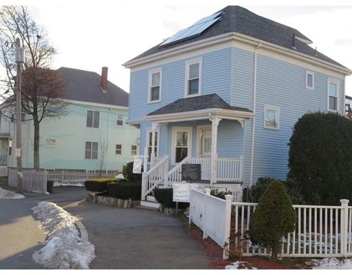 多户住宅 为 销售 在 5 Blaine Avenue 5 Blaine Avenue 贝弗利, 马萨诸塞州 01915 美国