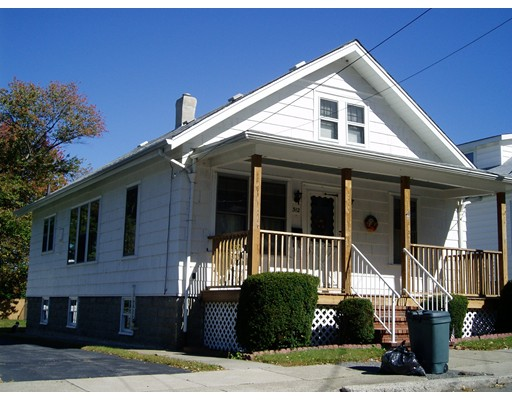 Single Family Home for Sale at 312 Mt. Pleasant Street 312 Mt. Pleasant Street Fall River, Massachusetts 02720 United States