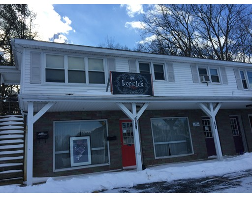 商用 为 出租 在 155 Main Street 155 Main Street 格拉夫顿, 马萨诸塞州 01560 美国