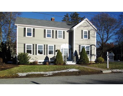 Maison unifamiliale pour l Vente à 61 West Street 61 West Street Concord, Massachusetts 01742 États-Unis