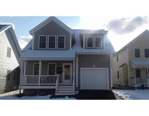 واحد منزل الأسرة للـ Sale في 135 SOUTH PARK STREET 135 SOUTH PARK STREET Haverhill, Massachusetts 01835 United States