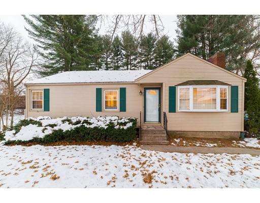 Частный односемейный дом для того Продажа на 72 Fisher Street 72 Fisher Street Westborough, Массачусетс 01581 Соединенные Штаты