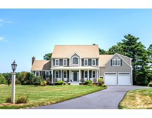 واحد منزل الأسرة للـ Sale في 5 Paige Circle 5 Paige Circle Carver, Massachusetts 02330 United States
