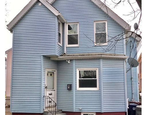 Single Family Home for Sale at 2 Bradford Place 2 Bradford Place Everett, Massachusetts 02149 United States