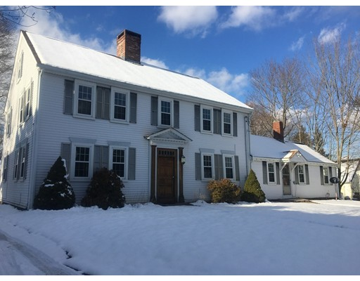 Single Family Home for Sale at 40 Central Street 40 Central Street Millville, Massachusetts 01529 United States