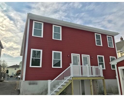 Single Family Home for Rent at 35 WINTHROP Street Waltham, 02453 United States