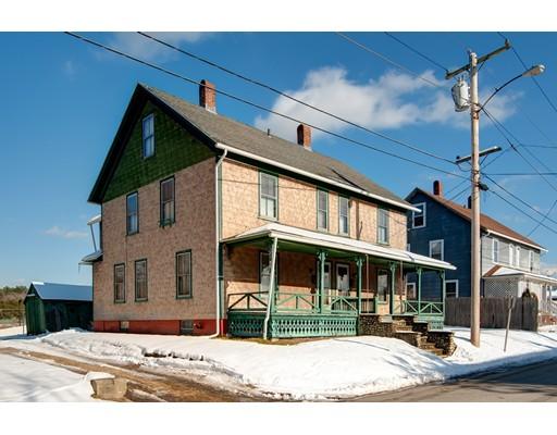 多户住宅 为 销售 在 14 Hartley Street Webster, 马萨诸塞州 01570 美国