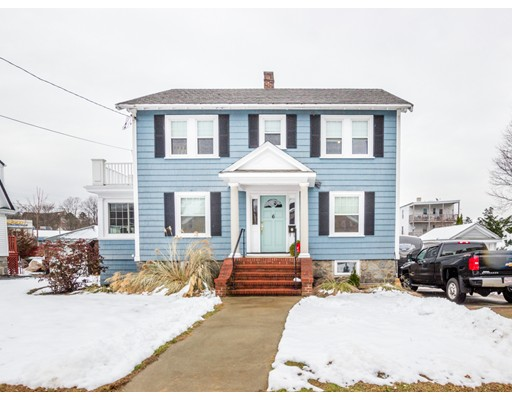 Single Family Home for Sale at 6 Anawan Ter 6 Anawan Ter Boston, Massachusetts 02132 United States