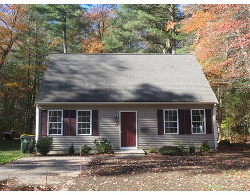 Single Family Home for Rent at 115 Lewis Street 115 Lewis Street Franklin, Massachusetts 02038 United States
