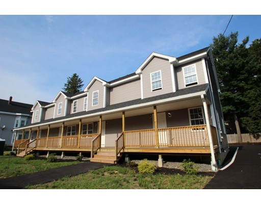 شقة بعمارة للـ Sale في 73 Auburn Street 73 Auburn Street Haverhill, Massachusetts 01830 United States