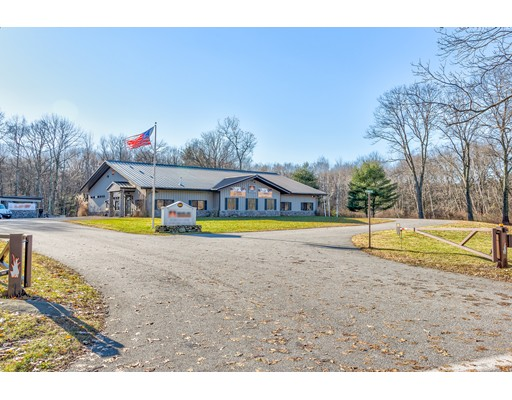 Commercial for Sale at 591 Ference Road 591 Ference Road Ashford, Connecticut 06278 United States