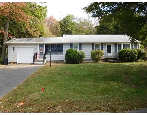独户住宅 为 销售 在 37 Hingham Road 37 Hingham Road 格拉夫顿, 马萨诸塞州 01536 美国