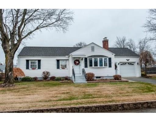 独户住宅 为 销售 在 22 Dawn Street 22 Dawn Street Chicopee, 马萨诸塞州 01020 美国