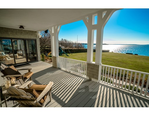 Single Family Home for Sale at 70 Clarke Road 70 Clarke Road Barrington, Rhode Island 02806 United States