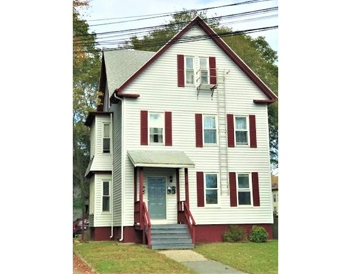 Single Family Home for Rent at 41 Courtland Street Middleboro, Massachusetts 02346 United States