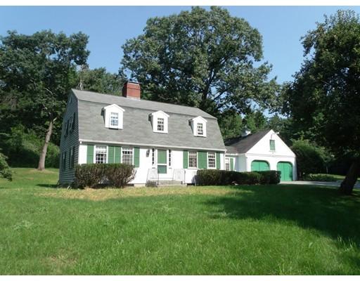 独户住宅 为 出租 在 105 Foster Street Littleton, 01460 美国
