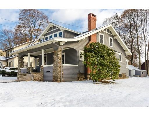 واحد منزل الأسرة للـ Sale في 41 Commonwealth Avenue 41 Commonwealth Avenue Haverhill, Massachusetts 01830 United States