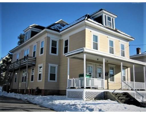 Многосемейный дом для того Продажа на 753 Main Street 753 Main Street Clinton, Массачусетс 01510 Соединенные Штаты