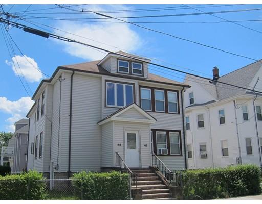 متعددة للعائلات الرئيسية للـ Sale في 44 Chester Street 44 Chester Street Malden, Massachusetts 02148 United States