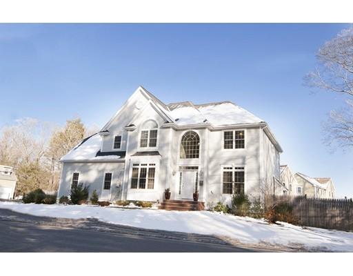 Single Family Home for Sale at 343 High Rock Street 343 High Rock Street Needham, Massachusetts 02492 United States