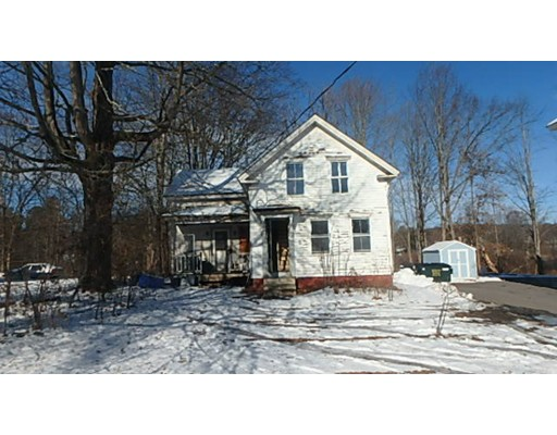 Single Family Home for Sale at 65 W Main Street 65 W Main Street Ayer, Massachusetts 01432 United States