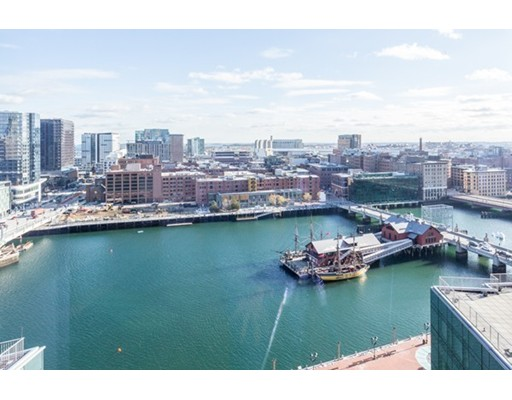 共管式独立产权公寓 为 销售 在 500 Atlantic Avenue 波士顿, 马萨诸塞州 02210 美国