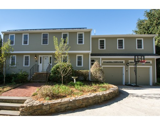 Single Family Home for Sale at 18 Riverview Drive 18 Riverview Drive Cohasset, Massachusetts 02025 United States